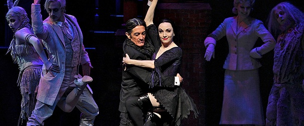 First Look! Snappy New Stars Roger Rees, Heidi Blickenstaff and More Join The Addams Family