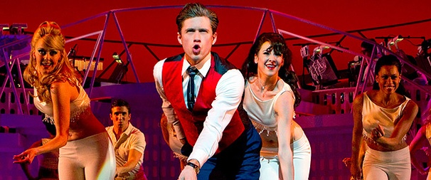 First Look at Aaron Tveit and the High-Flying Cast of Catch Me If You Can