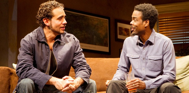 Tony Nominee The Motherf**ker With the Hat, Starring Bobby Cannavale and Chris Rock, Extends on Broadway