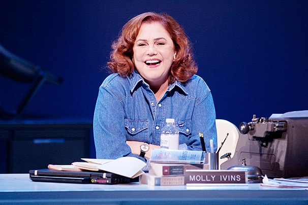 High Star Kathleen Turner Will Play Molly Ivins at L.A.'s Geffen Playhouse