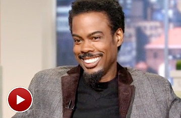 Chris Rock Weighs In on Charlie Sheen, Chris Brown and the Only Motherf**ker Clip Fit for TV on Good Morning America