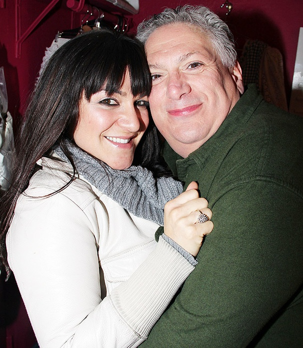 Shoshana Bean Reunites with Harvey Fierstein at La Cage aux Folles 
