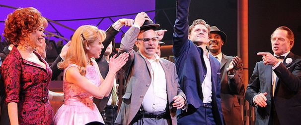 Great Catch! Jackman, LuPone, the Broderick Family & More Celebrate Opening Night of Catch Me If You Can