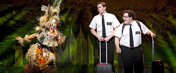 The Book of Mormon to Launch National Tour in Denver