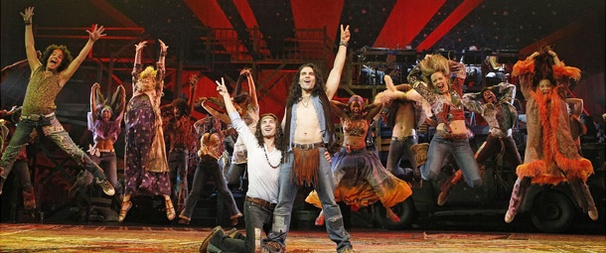 Let the Sun Shine In! Tickets on Sale for the Broadway Return of Hair