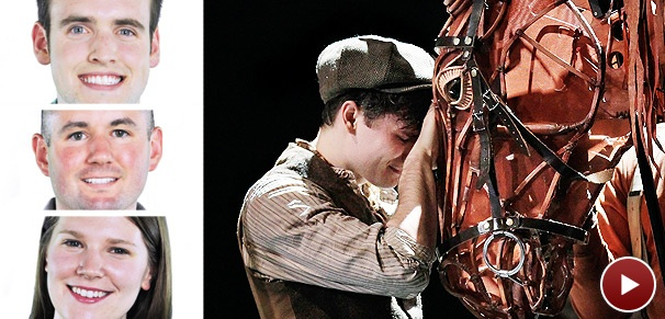 Did War Horse Capture the Hearts of Our Word of Mouth Reviewers?