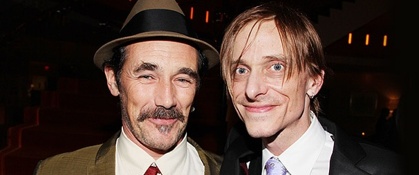 O Holy Night! Mark Rylance and the Cast of Jerusalem Celebrate Their Broadway Opening