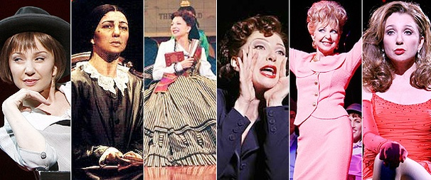 Weekend Poll: What's Your All-Time Favorite Donna Murphy Stage Role?