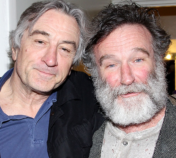 Robert De Niro Has a Broadway Re-Awakening With Robin Williams at Bengal Tiger