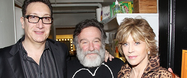 Jane Fonda Returns to Broadway to Visit Robin Williams at Bengal Tiger at the Baghdad Zoo