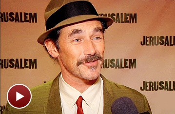 Get Rowdy with Mark Rylance and the Cast of Jerusalem on Opening Night