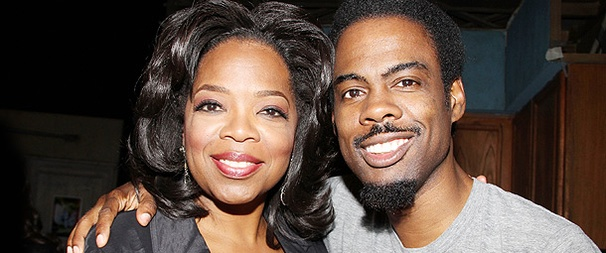 Oprah Has as Mother of a Broadway Outing with Chris Rock & Co.