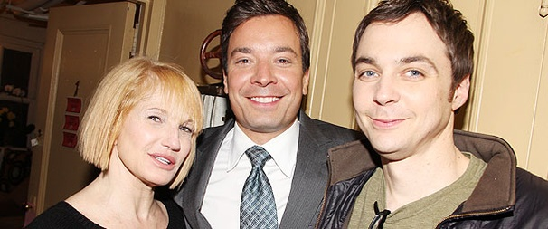 Jimmy Fallon, Holly Hunter & More Enjoy a Night at The Normal Heart