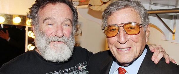 Tony Bennett, Marlo Thomas & More Watch Robin Williams Get Wild in Bengal Tiger