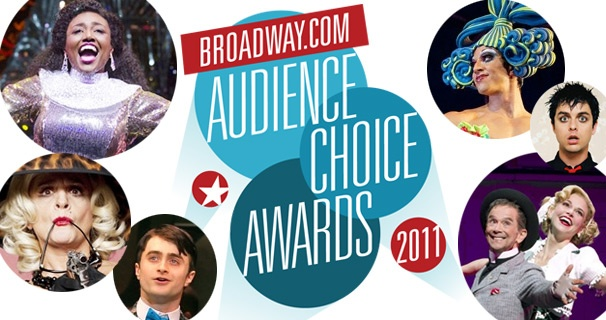 Chosen By You! 2011 Broadway.com Audience Choice Award Nominations Announced