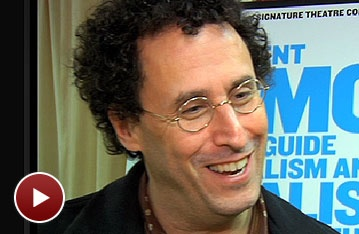 Tony Kushner and His Cast Tell All About The Intelligent Homosexual's Guide to Capitalism and Socialism With a Key to the Scriptures