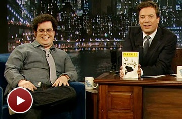 Mormon Tony Nominee Josh Gad Shows Off His Maya Angelou Impression with Jimmy Fallon