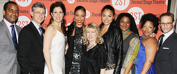 Sanaa Lathan, Stephanie J. Block and More Celebrate a Very Special  Vera Stark Opening Night
