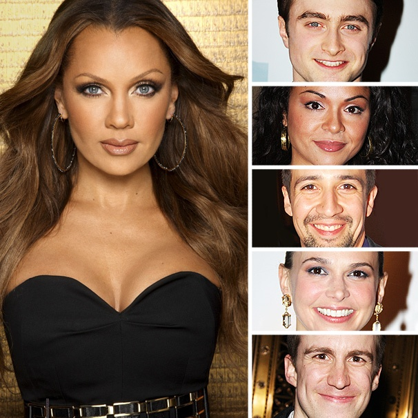 Vanessa Williams to Host Audience Choice Awards; Radcliffe, Foster, Creel, Olivo & Miranda to Present