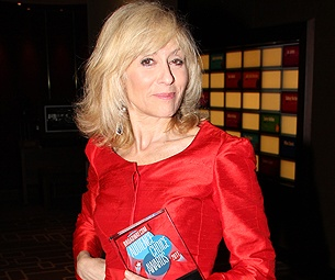 Lombardi Star Judith Light Scores an Audience Choice Award Touchdown With Her Favorite Actress Win 