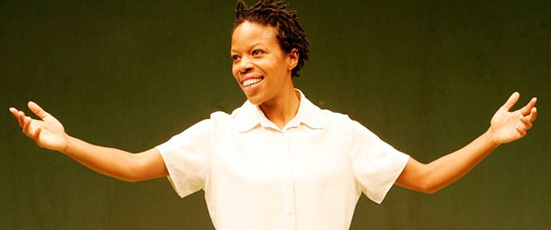 Nilaja Sun's No Child Extends at Barrow Street Theatre
