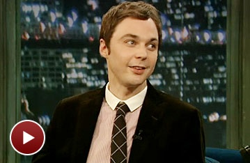 The Normal Heart's Jim Parsons Plays Pictionary With Jimmy Fallon