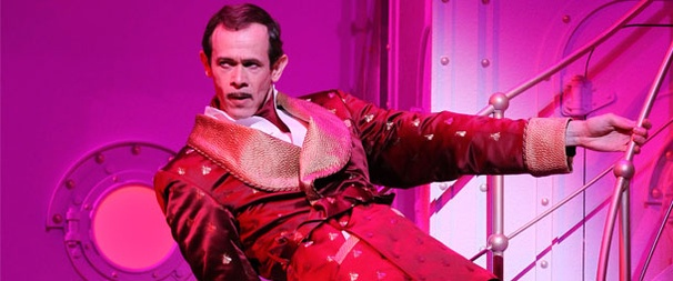 What's Up, Adam Godley? The Anything Goes Star Uncorks His Inner Gypsy (With Some Help from Sutton Foster)