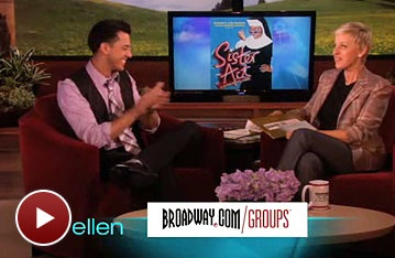 Ellen DeGeneres Honors Popular Teacher with the Help of Broadway.com and Sister Act 