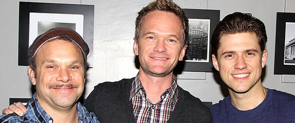 Tony Host Neil Patrick Harris Catches Up with the Stars of Catch Me If You Can