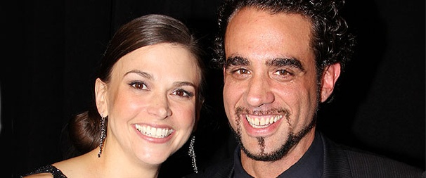 Sutton Foster, Bobby Cannavale, Jonathan Groff, Katie Holmes & More Celebrate at the 2011 Drama Desk Awards Ceremony