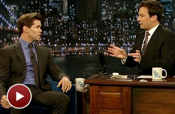 Hello! Mormon Tony Nominee Andrew Rannells Hits a High Note with Jimmy Fallon