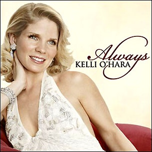 Kelli O'Hara on Her New Solo Album, Town Hall Concert  and Those Funny Girl Rumors
