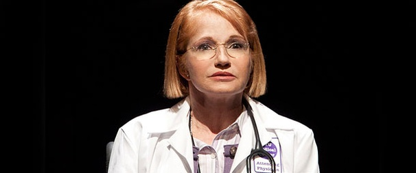 Tony Nominee Ellen Barkin on Getting Tips from Her Ex and How The Normal Heart Drives Her to Drink 