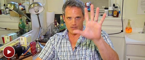 Michael Park Phones Home and Shares His Unlikely Backstage Passion at How to Succeed