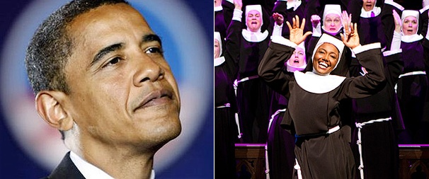 Sister Act Tapped to Raise Its Voice For Obama Re-Election Fundraiser