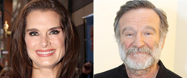 Robin Williams and Brooke Shields Added to List of Tony Presenters