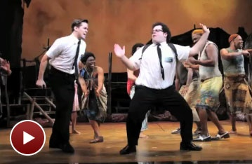 A Month of Mormon Day 27: Watch Tony Nominee Josh Gad 'Man Up'
