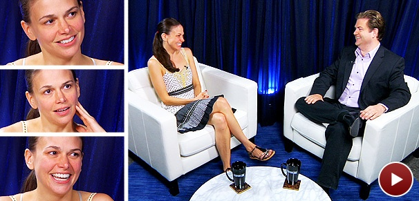 Anything Goes Star Sutton Foster on Her 10-Year Plan, Tony Dress Torture & Unpadded Butt