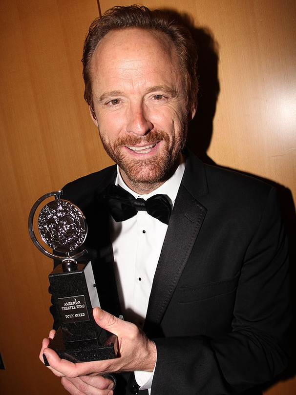 Two for Two for The Normal Heart: John Benjamin Hickey Wins Best Featured Actor