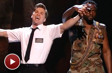 Andrew Rannells & Co. Break Out 'I Believe' from The Book of Mormon at the 2011 Tony Awards