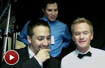 Watch Lin-Manuel Miranda Write Neil Patrick Harris' Rap-tastic Tony Closing Number