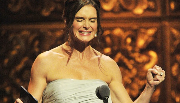 Brooke Shields on Her Tony Night Snafu: 'I Felt Like I Was Having an Aneurysm'
