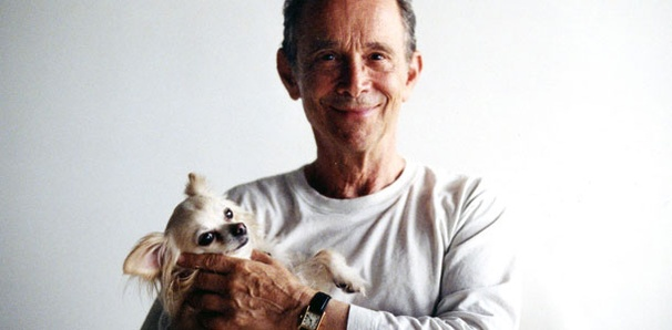 Anything Goes Star Joel Grey on His Utterly Untalented Pooch