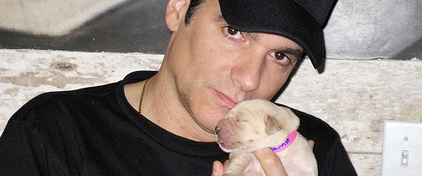 Motherf**ker Star Yul Vazquez Praises His 'Sweetie,' a Guide Dog Trainee