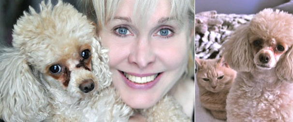 Blondes Have More Fun, Says Pet Lover Nancy Opel of Memphis
