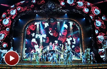 Journey to the Weird, Wonderful World of Cirque du Soleils Zarkana