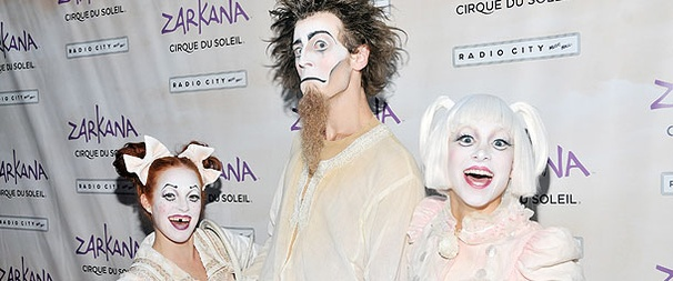 Kathleen Turner, Real Housewives Galore & More Check Out Cirque du Soleil's Surreal Zarkana on Opening Night