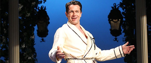 Whats Up, Julian Ovenden? The Holiday Star Talks Playing Death, New Babies and the Power of a Good Costume