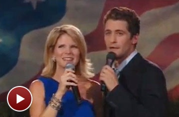 Watch Kelli O'Hara & Matthew Morrison's Sizzling 'Tonight' Duet