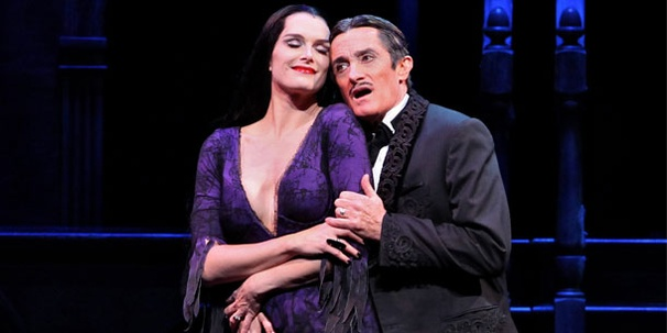 Mama Morticia! A First Look as Brooke Shields Joins The Addams Family